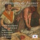 Pierre Arvay Chansons de France, La Ronde des métiers