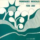 Pierre Arvay Promenades musicales, solo instruments