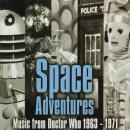 Pierre Arvay Space adventures, Music from Doctor Who 1963-1971