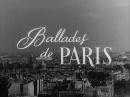 Pierre Arvay Ballades de Paris