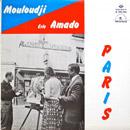 Pierre Arvay Mouloudji et Éric Amado chantent Paris