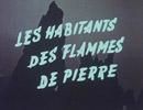 Pierre Arvay Les Habitants des flammes de pierre